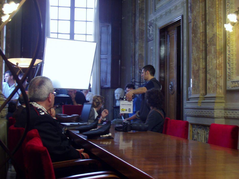 Ambiente interno presidenza -  Università di Bologna