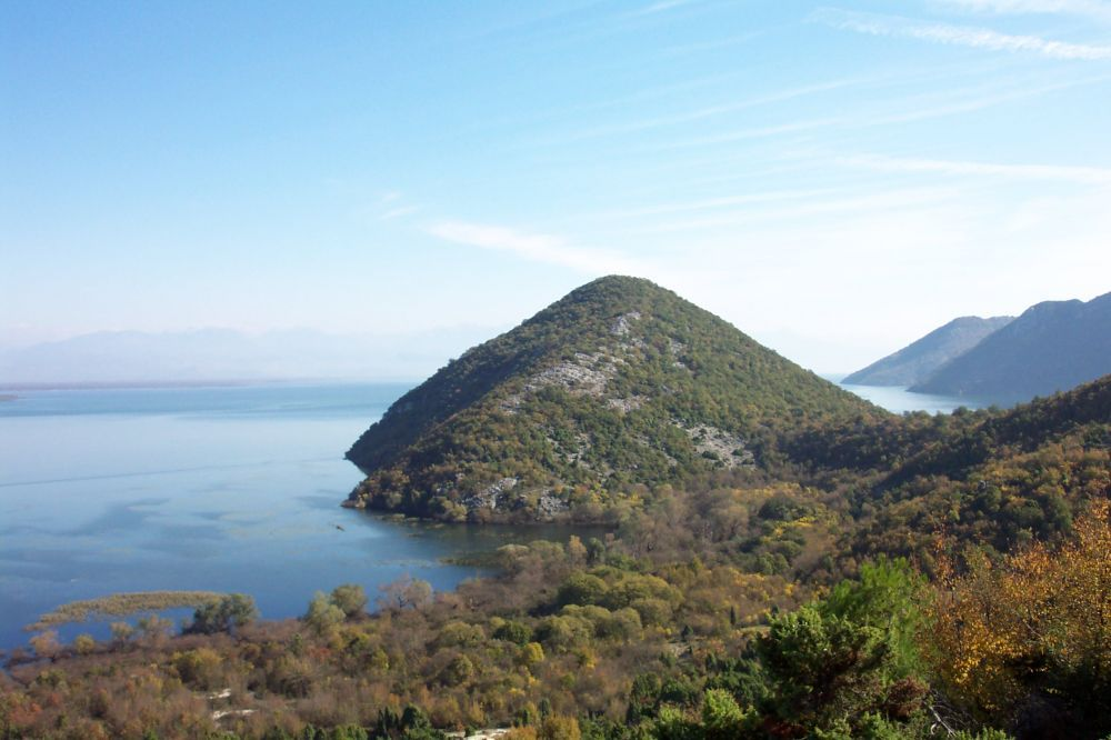 Suondscape from Skadar lake