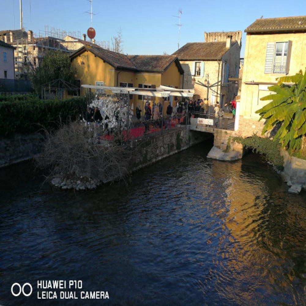 Ponte di legno di Borghetto, Valeggio sul Mincio, Verona