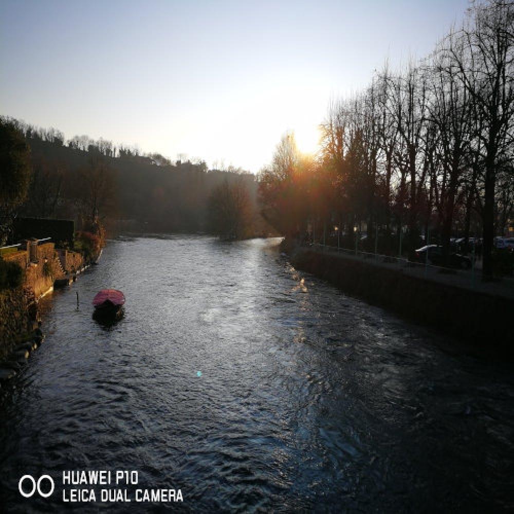 Fiume Mincio, Borghetto, Verona