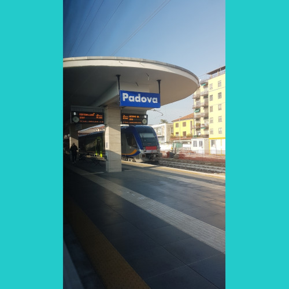 Padova, Stazione dei treni