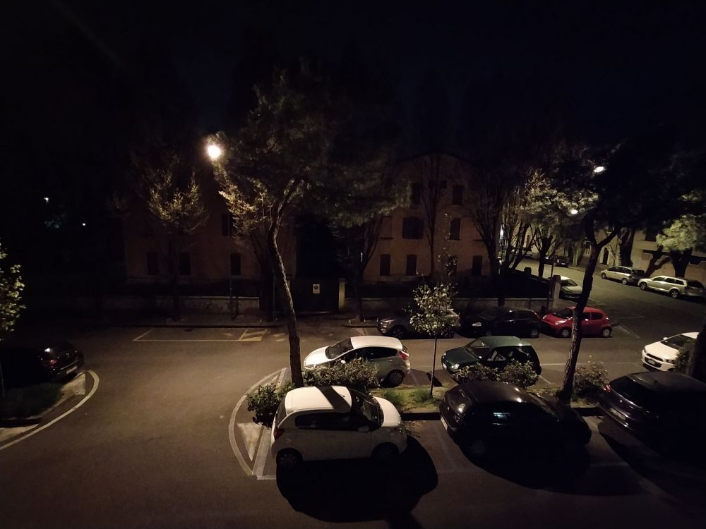 La notte silenziosa - Veronetta (zona Università)