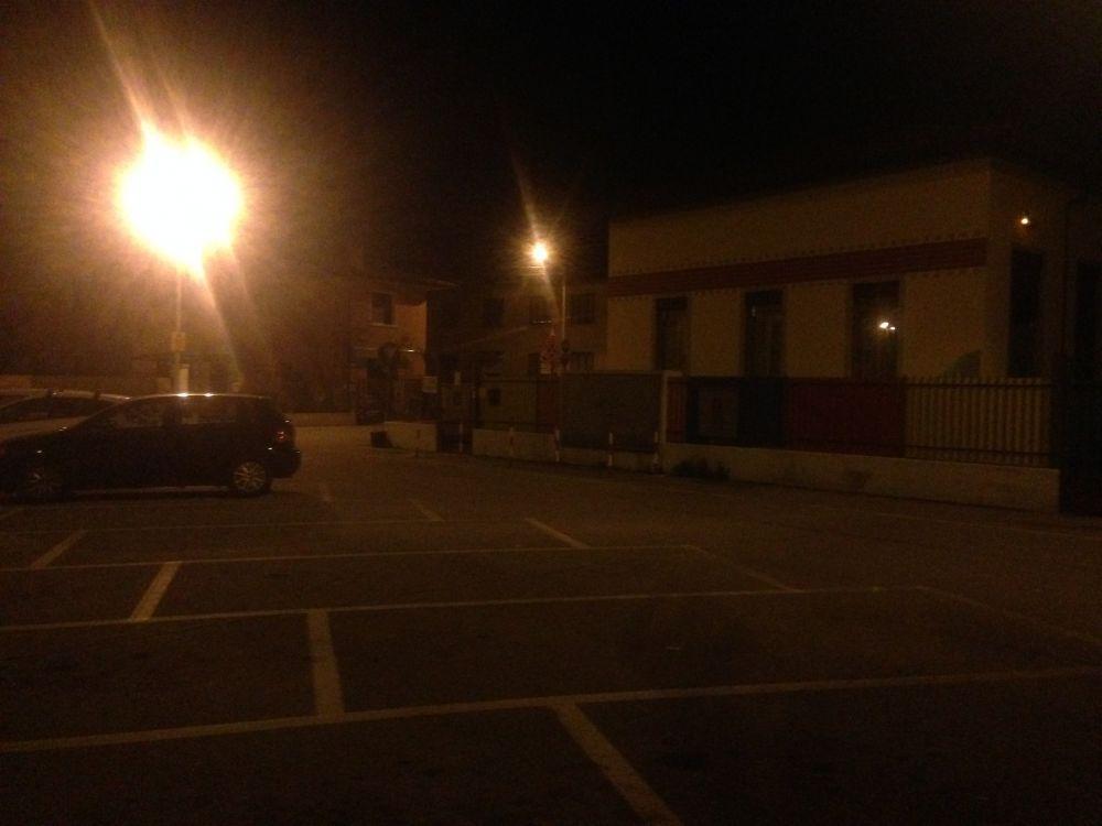 Domenica a mezzanotte sotto la chiesa di San Vito