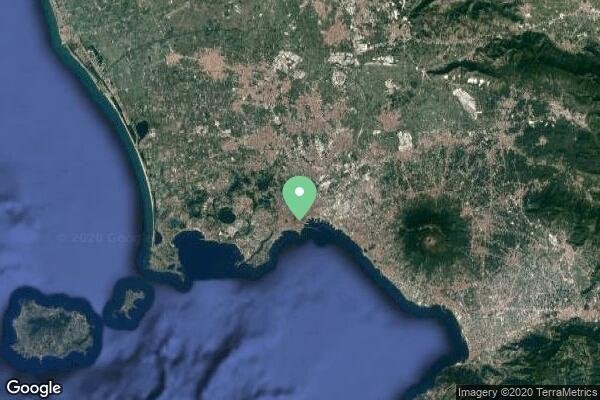 Napoli, ambulant fishmonger calling client...mono