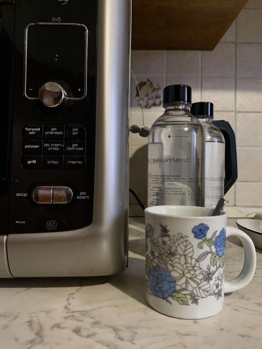 Mi Faccio una Tazza di Tè