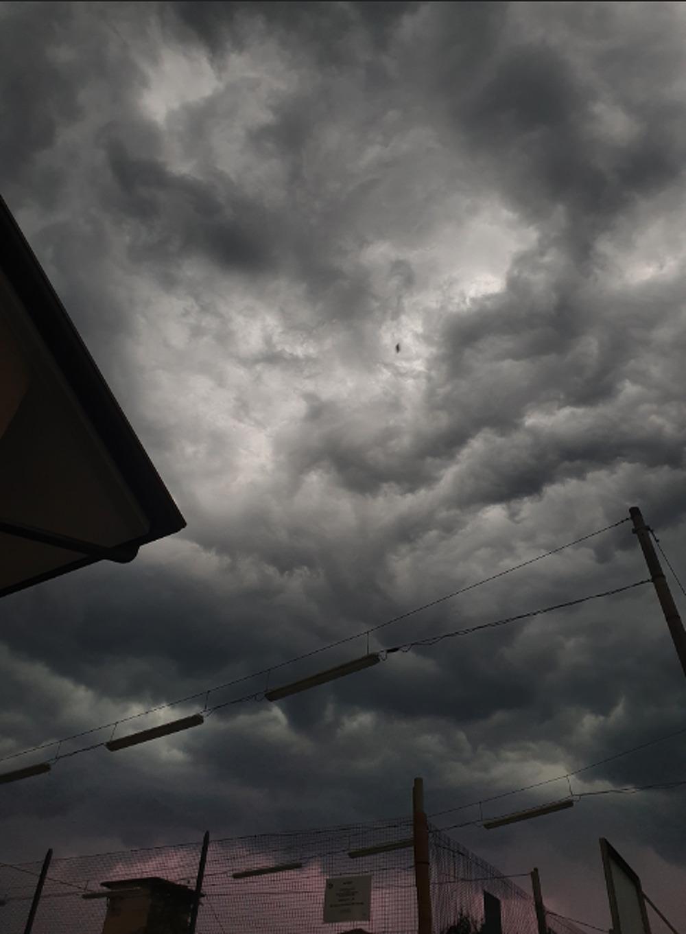 Serata di temporale