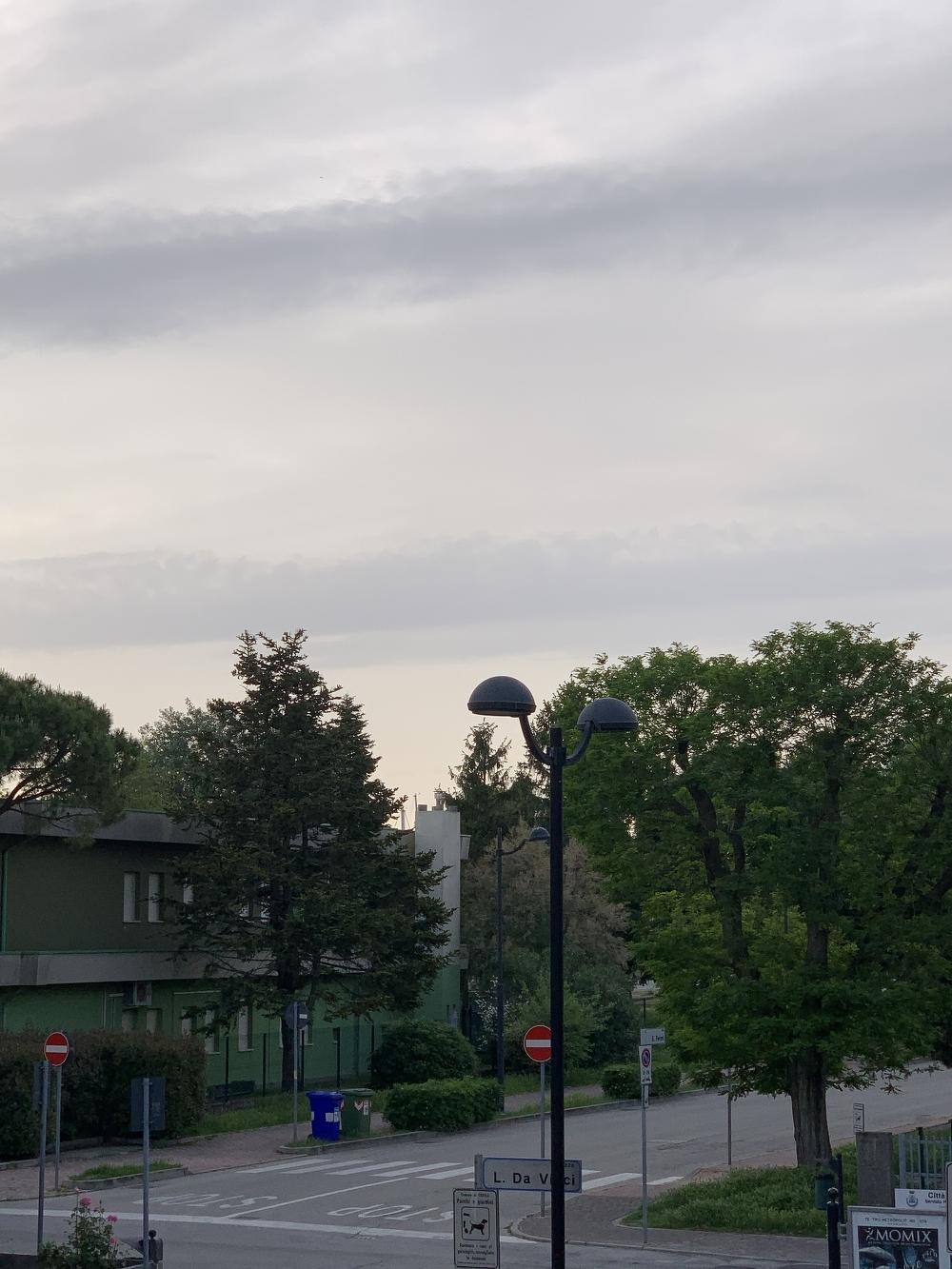mattina dal mio terrazzo