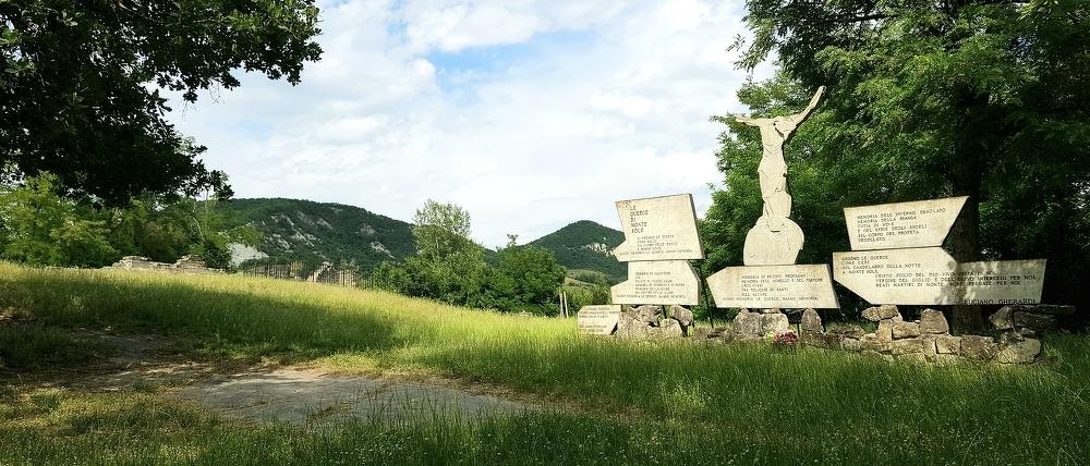 Monte Sole - Memorial della resistenza
