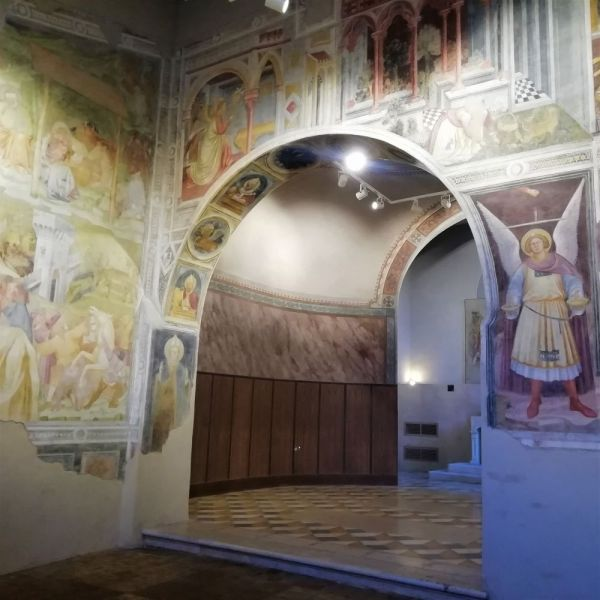 Oratorio San Michele-interno cappella
