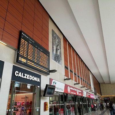 Interno Stazione ferroviaria Padova