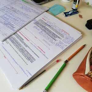 Elisabetta studia #8