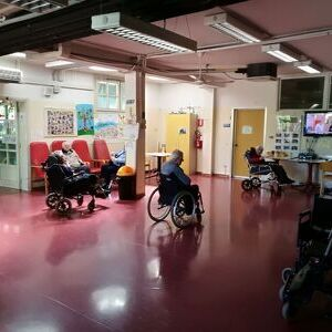 casa di riposo per anziani